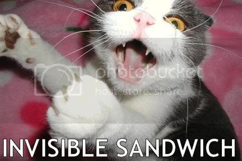 Invisible Sandwich.