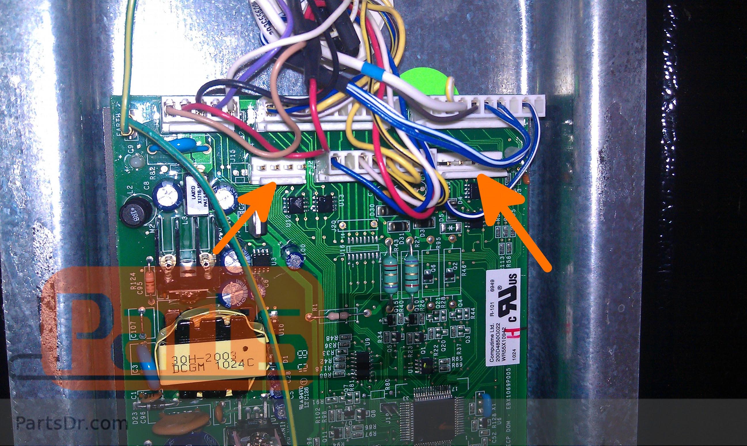 Wiring Diagram Ge Profile Washing Machine