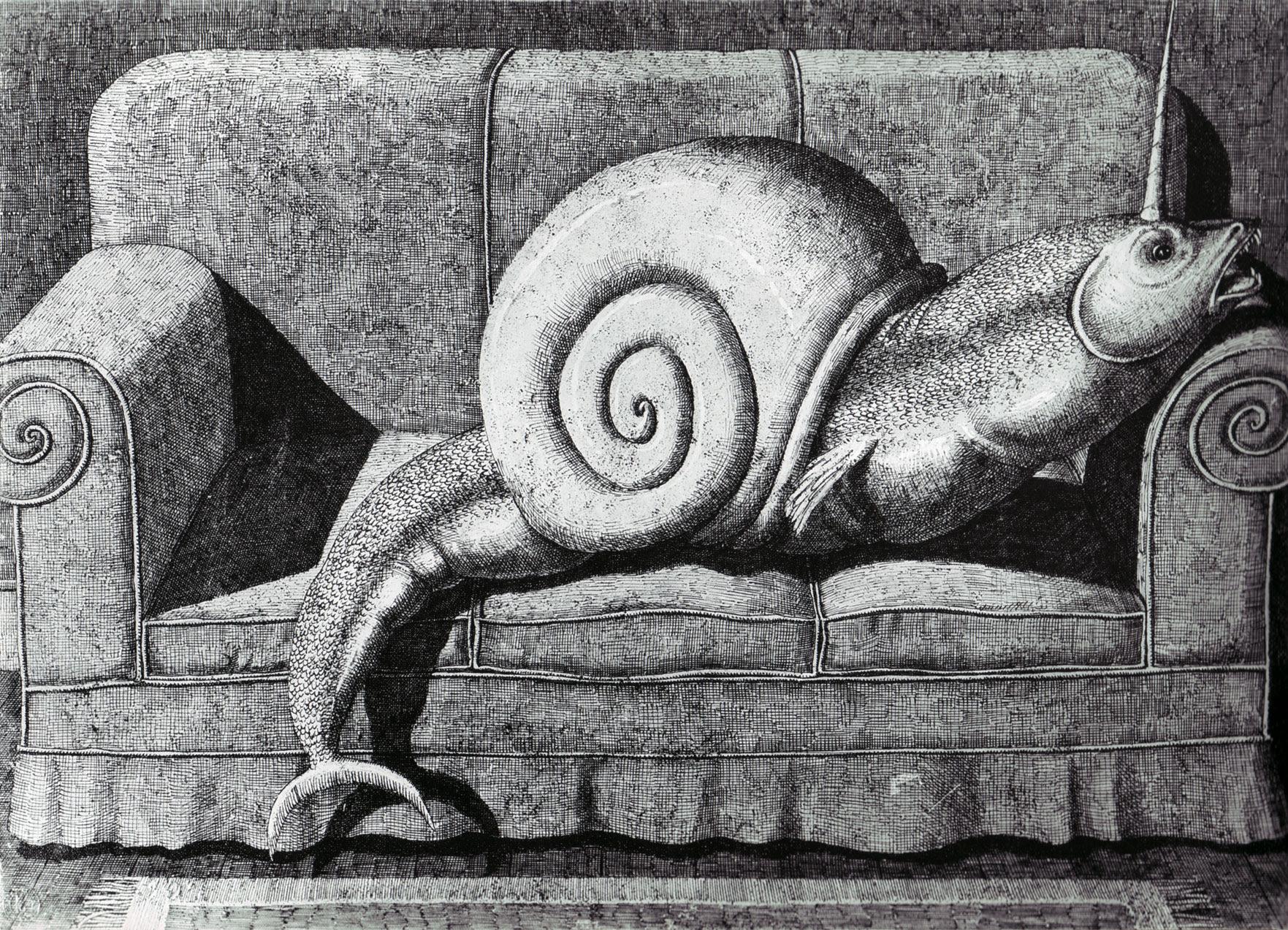 Domenico Gnoli - Modern Bestiary, 1968 (3)