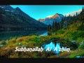 Maksud SubhanAllahi wa bihamdih ,SubhanAllahil-`Azim