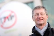 Christoph von Lieven, TTIP-Expert bei Greenpeace