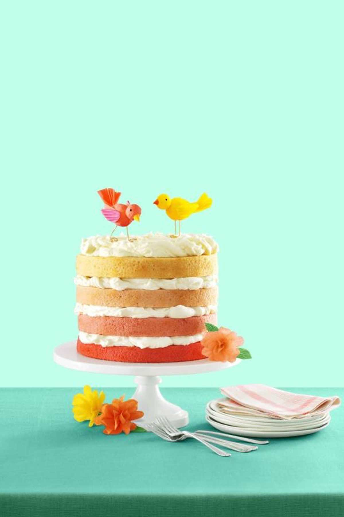 11 Best Mother's Day Cake Recipes - Easy Homemade Cake Ideas for Mom