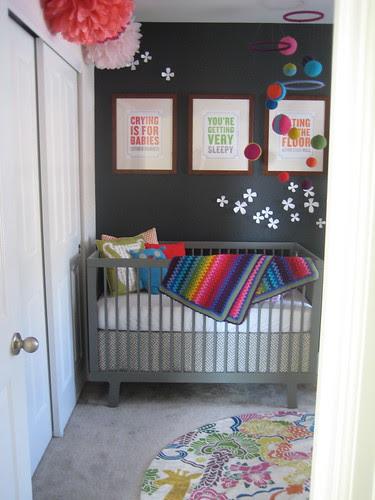 Baby M's Nursery