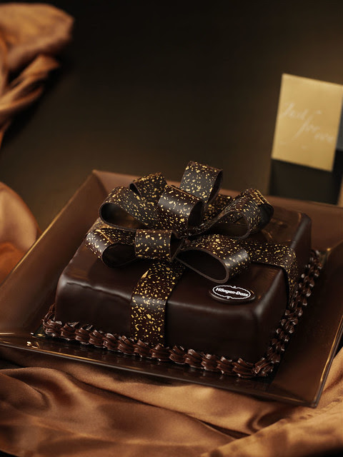 Haagen Dazs Perfect Gift S$80 (1kg) Ice Cream Cake