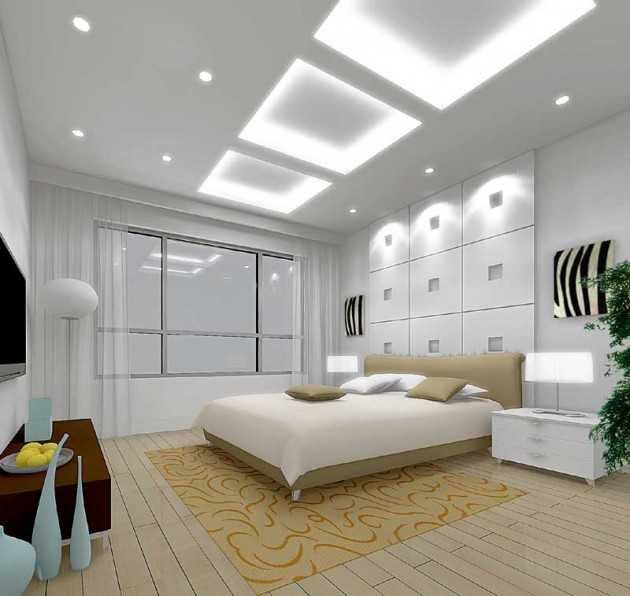 Popular Ceiling Design For Master Bedroom