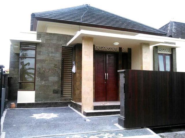 Model Rumah Sederhana Tapi Kelihatan Mewah 4 Desain