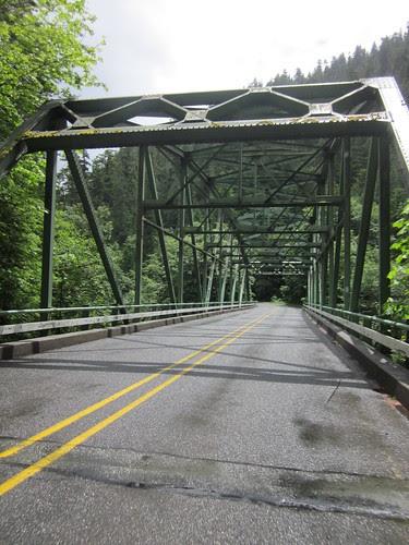 One of the 4 bridges
