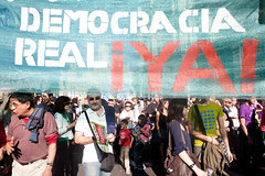 Democracia real YA. Madrid-7