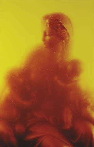 Andrés Serrano, Madonna of the Rock from Immersion series