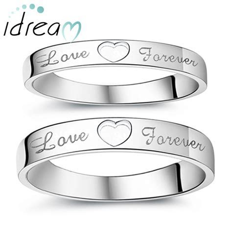 Rings With Initials Engraving. Cheap Promise Rings Jewelry