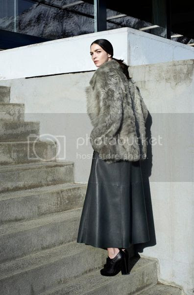 Mariacarla Boscono for Hermès
