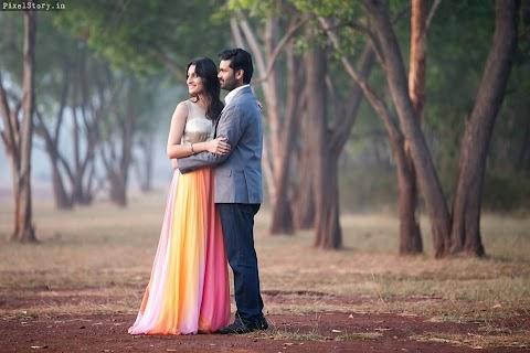 Couple Photoshoot In Ramoji Film City