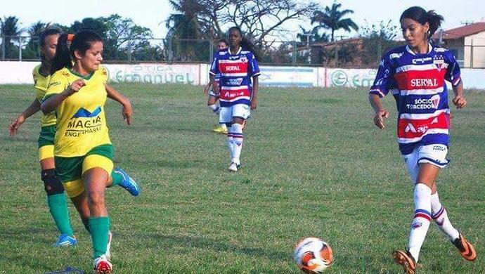 Atleta de RO faz gol pelo time do CE e consagra equipe campeã do 1º turno
