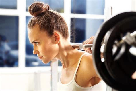 building muscle  heavy weights required kayla itsines