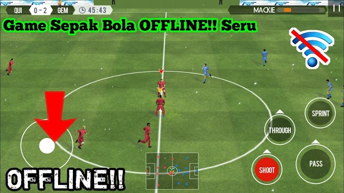 Game Bola Android Offline Terbaik