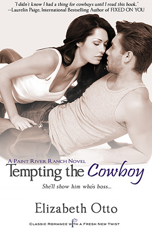 Tempting the Cowboy-300