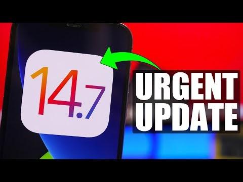 iOS 14.7 Released - Why Everyone MUST Update !