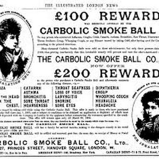 carlill v carbolic smoke ball co ltd