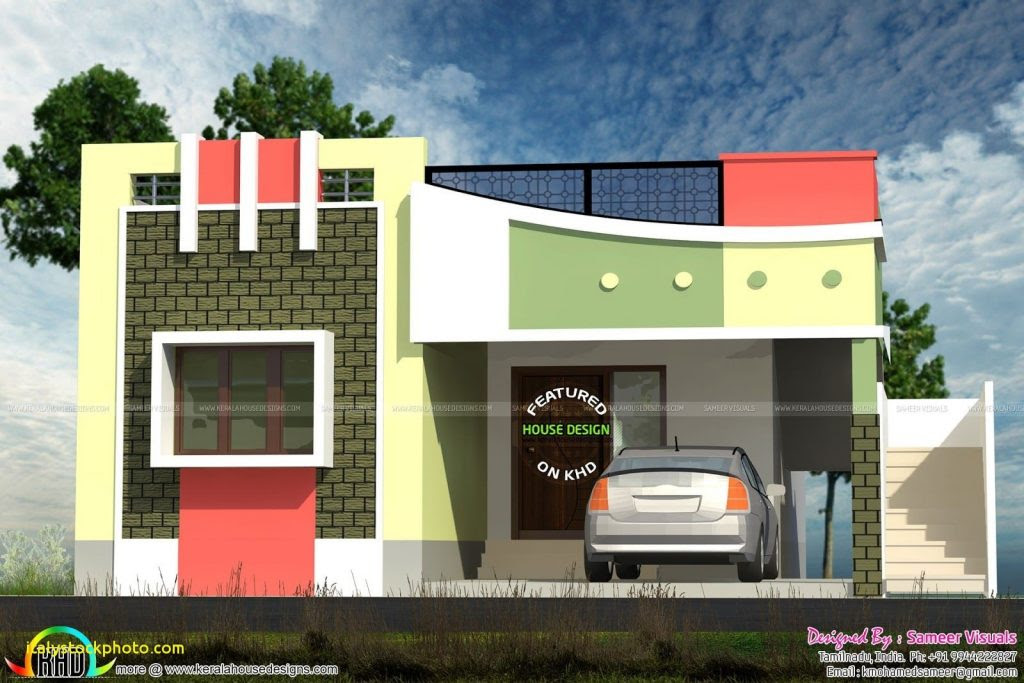 House Front Elevation Designs For Single Floor Flooring Ideas And