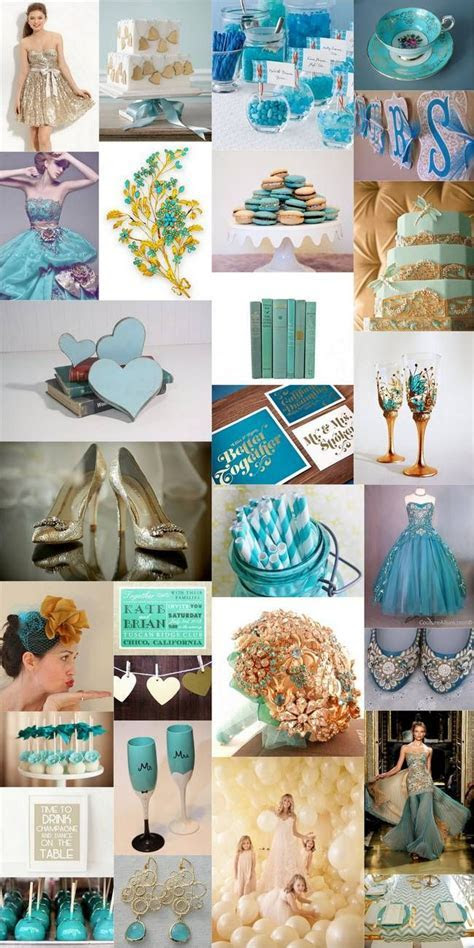 17 Best images about Turquoise and Gold on Pinterest