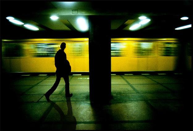 Hielke Gerritse, Underground I