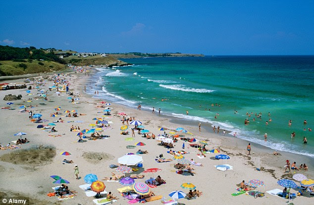 Russian tourists have been stranded in Bulgaria and other holiday hotspots after four operators went bust