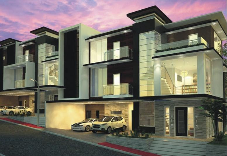 Aberdeen Place Subdivision In Mandaue - Cebu Housing