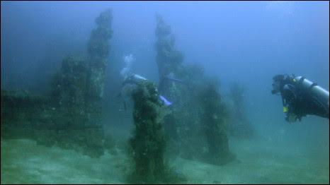 Kuil Bawah Laut
