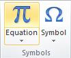 Namun untuk beberapa persamaan mungkin akan sedikit membutuhkan teknik pengetikan yang be Tips Pengetikan Rumus Matematika di Ms WORD