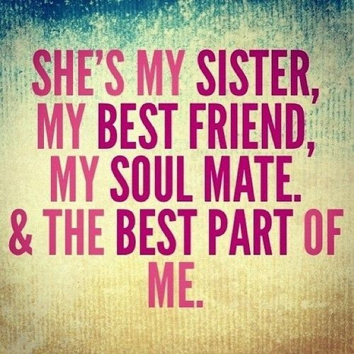 BIG SISTERS QUOTES TUMBLR image quotes at relatably.com