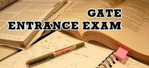 Gate entrance exam logo