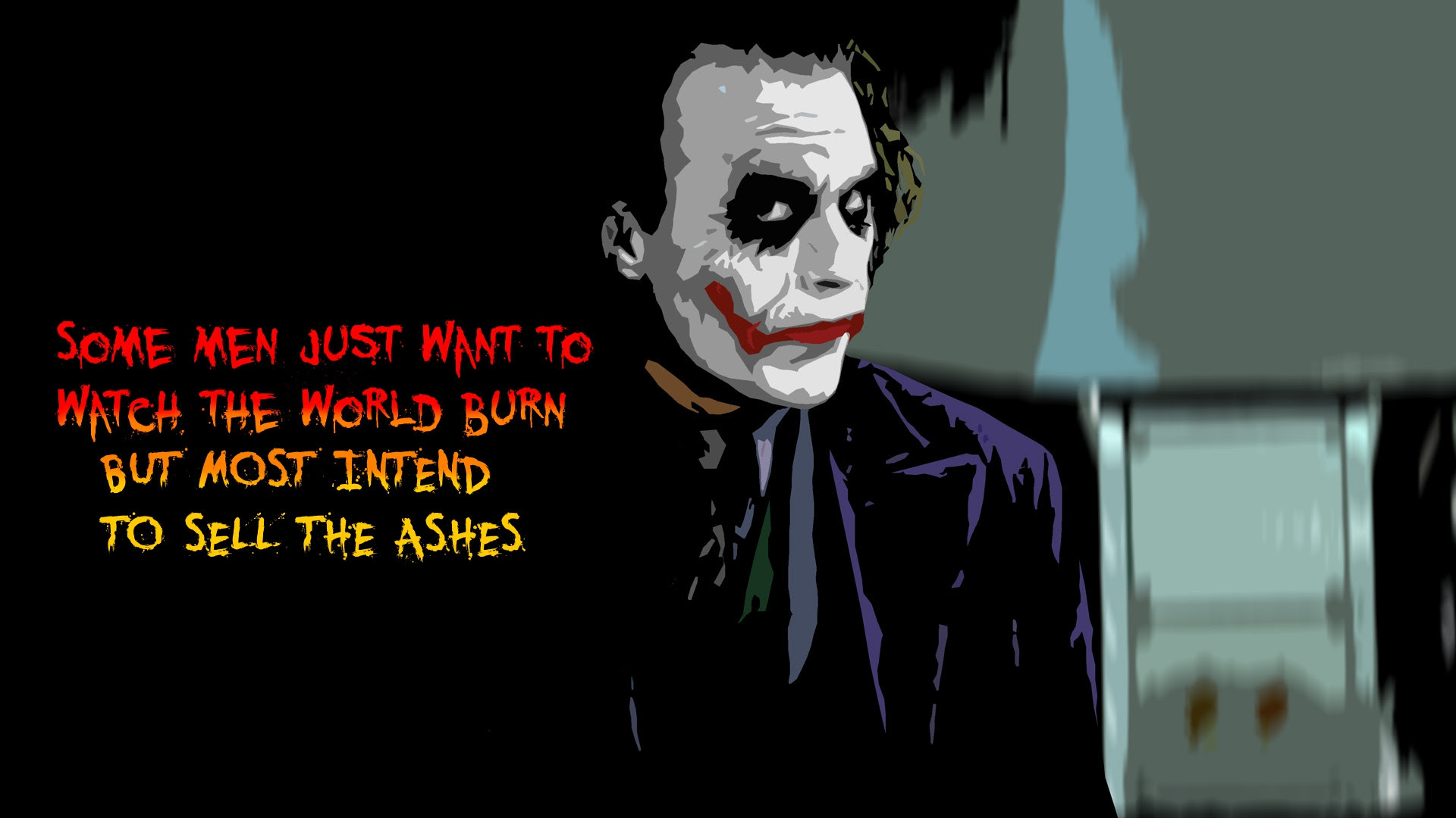 The Wise Joker 1920x1080 Quotesporn