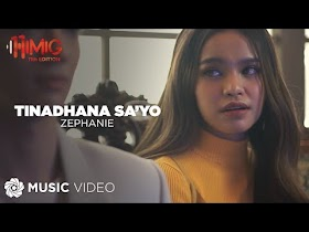 Tinadhana Sa 'Yo by Zephanie [Music Video]