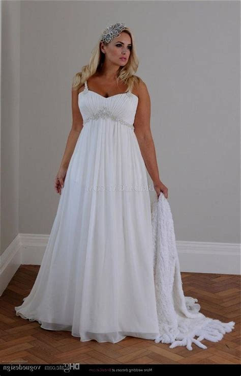 Informal plus size wedding dresses   Wedding Dress Ideas