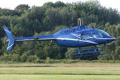 G-OJPS - 1974 build Bell 206B Jet Ranger II