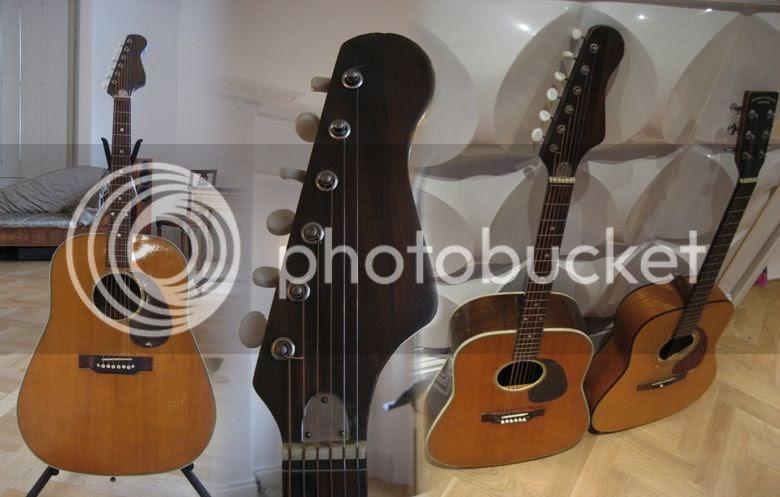 guitar blog massive 1960s ibanez nashville 690 f dreadnought acoustic guitar. Black Bedroom Furniture Sets. Home Design Ideas