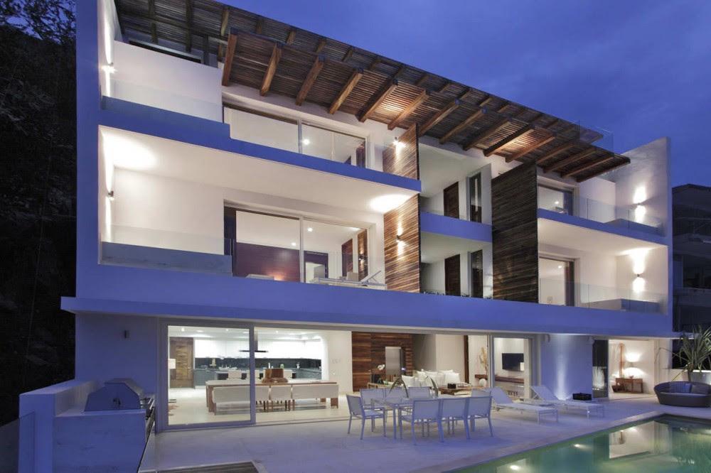 Mexican Beauty, Casa Almare