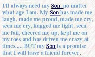 Sons Quotes Quotes About Sons Sayings About Sons