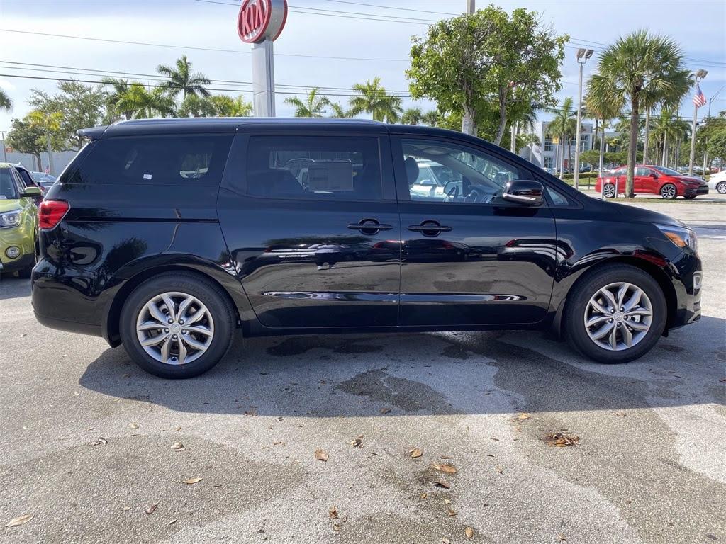 new 2021 kia sedona lx 4d passenger van in miami 665012