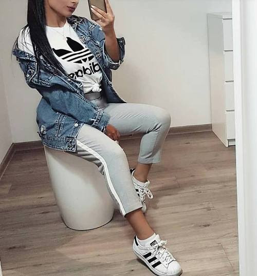 adidas outfit ideas   just trendy girls