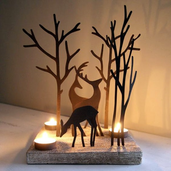 Ways tea light house Can Your Home Look More Adult (7)
