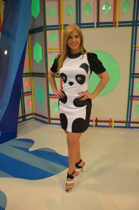 Carla Perez está se dedicando ao programa 'Clube da alegria'