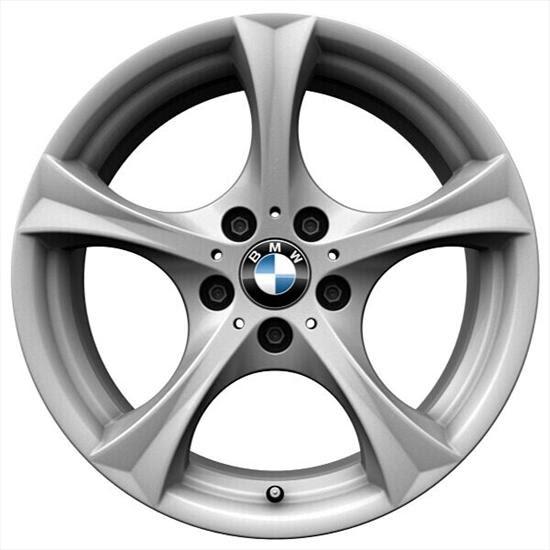 Bmw Z4 Tyres: Carspyphoto: BMW Z4 Star Spoke 276 Individual Rims
