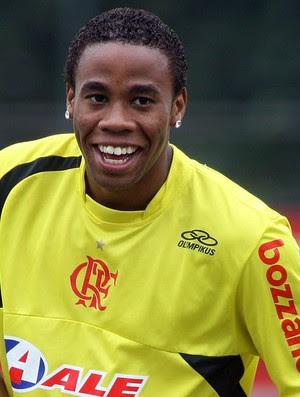 Everton Silva Flamengo 2009 (Foto: Agência Vipcomm)