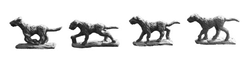 ANC20233 - Dogs (Wolfhound Type) - Click Image to Close