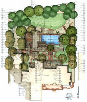 Landscape Design Company San Diego Rancho Santa Fe La Jolla Ca