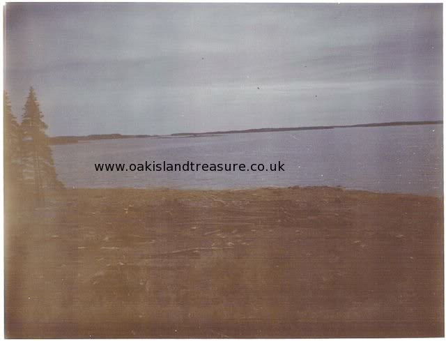 Could This Old Photo Show The Lost Stone Triangle Of Oak Island