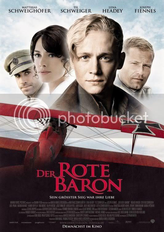 Der Rote Baron O Barão Vermelho
