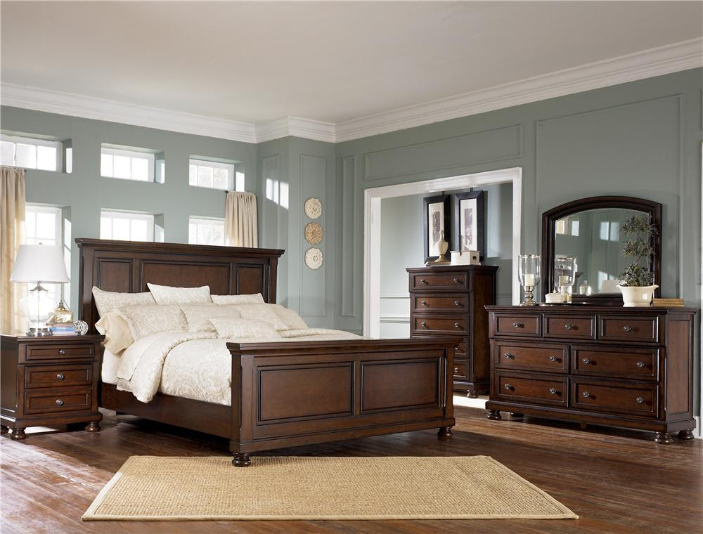 Ashley Furniture Porter Bedroom Collection