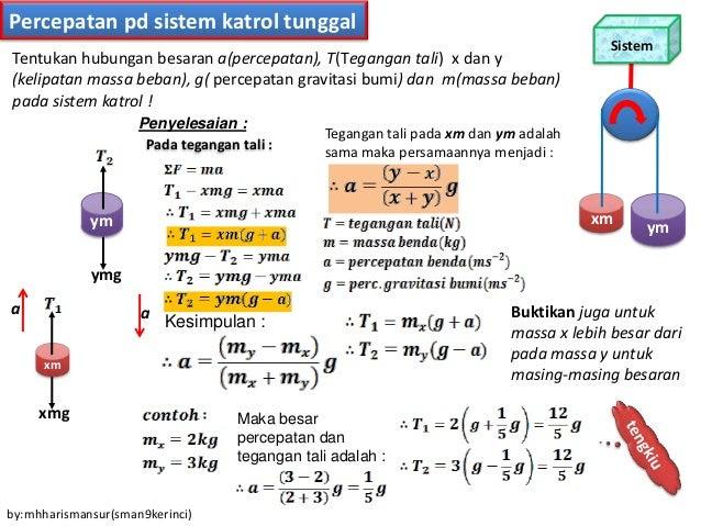Contoh Hukum Newton 1 Pada Hewan Agape Locs